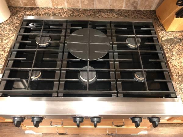 Kitchen Aid Gas Cook Top Repair San Diego