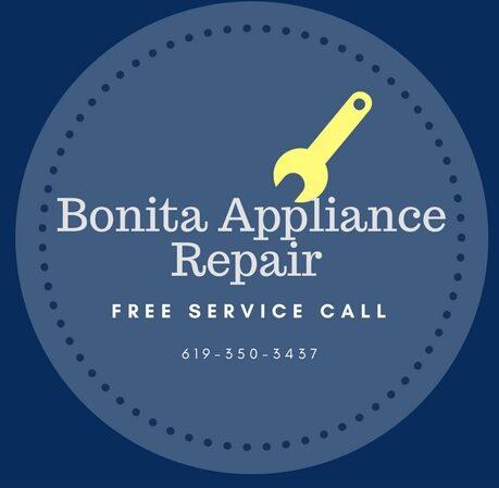 Bonita Appliance Repair (619) 350-3437