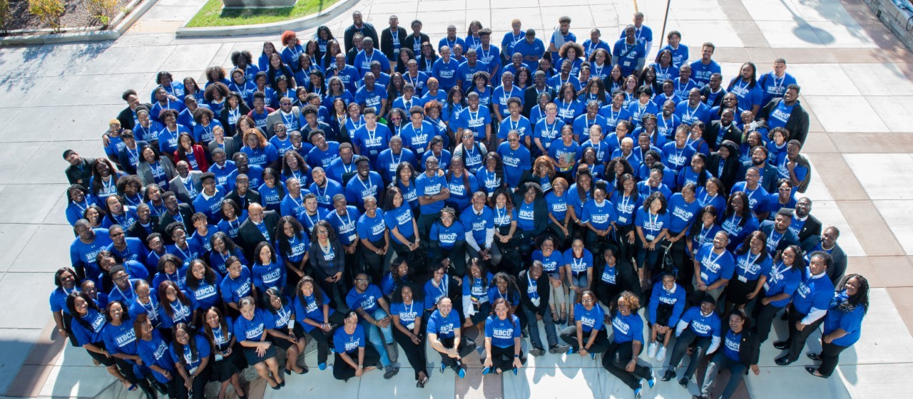 Historically Black Colleges and Universities 2018 Career Development Marketplace attendee group photo