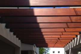 Outdoor Fence and Pergolas Projects