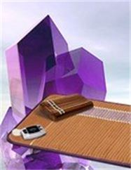 Amethyst Biomat With Healing Stones
