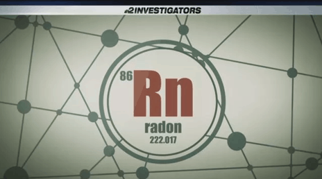 Radon Can't Smell It.