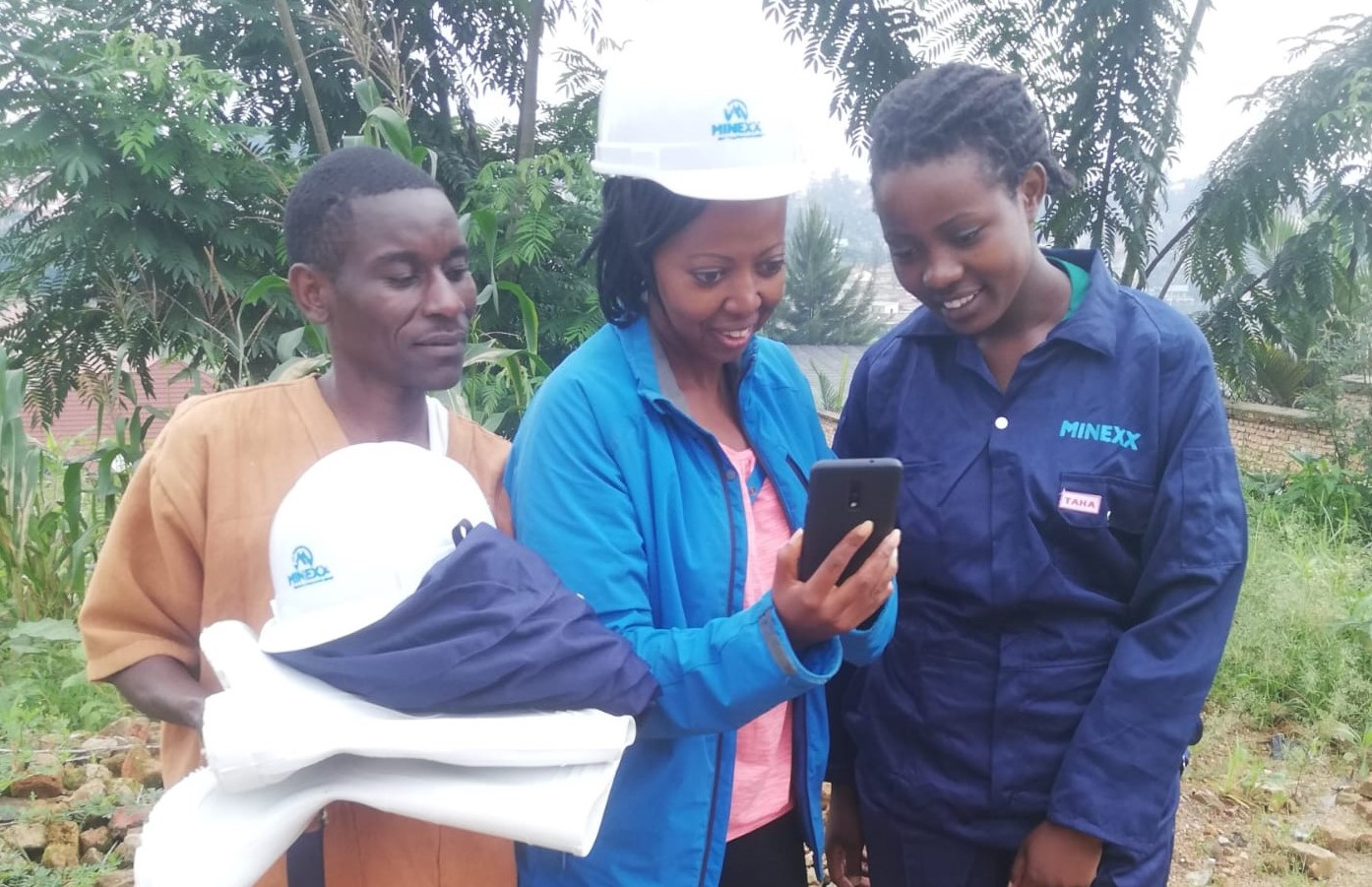 Minexx complete digital payments pilot in DRC