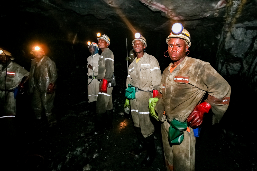 The Role of Government in Artisanal Mining