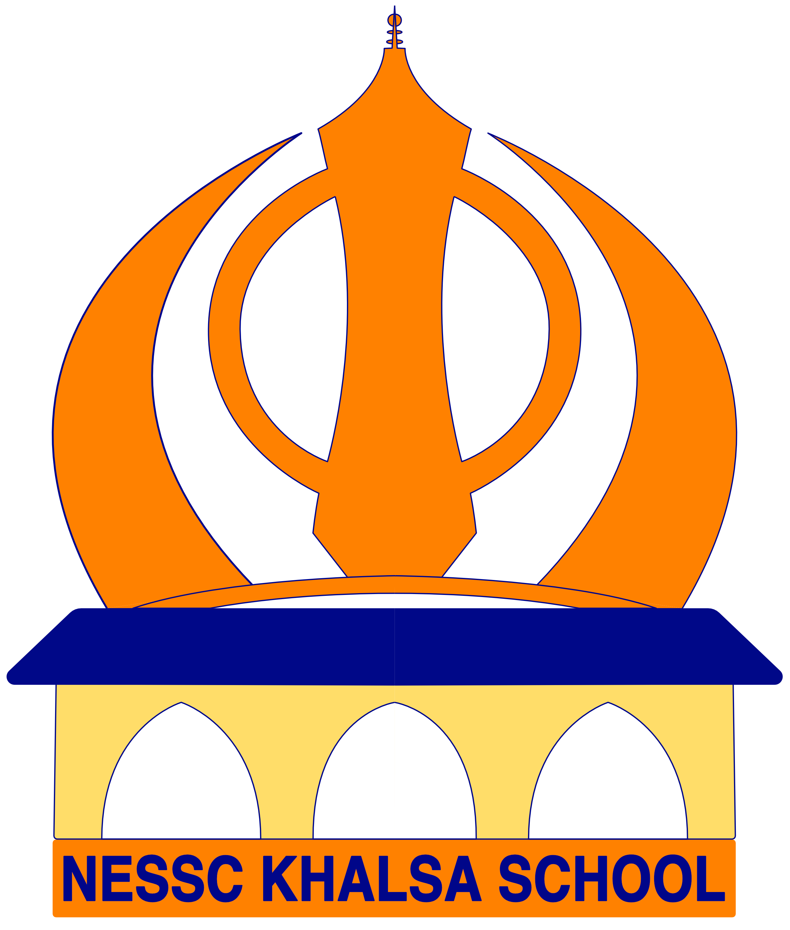 Khalsa School logo
