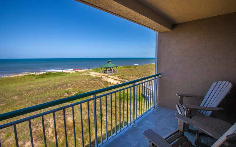 Sunrise Suite Balcony and Ocean View