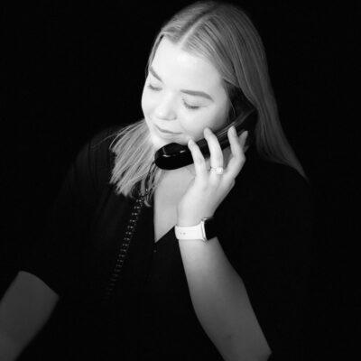Crystal Vincent- Salon Manager:Front Line Coordinator
