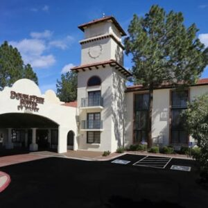 Doubletree Suites by Hilton Tucson Airport-Entrance