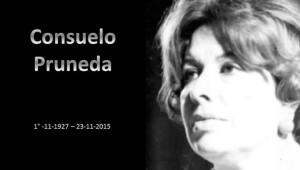 Imagen publicada en Facebook por familiares de Consuelo Pruneda.