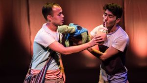 Función de dicen que las tortugas no sueñan. Fotografías: Cultura UDG.