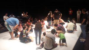 Función de estreno de Pulsar, en el Fitpa de Guadalajara. Foto: ÁgoraGDL.