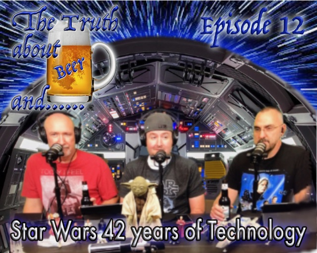 TTABA……Star Wars 42 Years of Technology