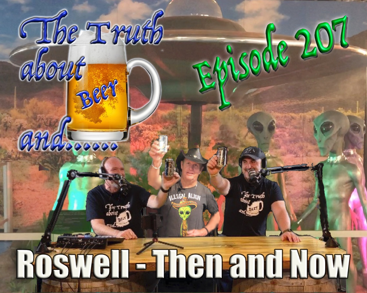 TTABA……Roswell, Then and Now