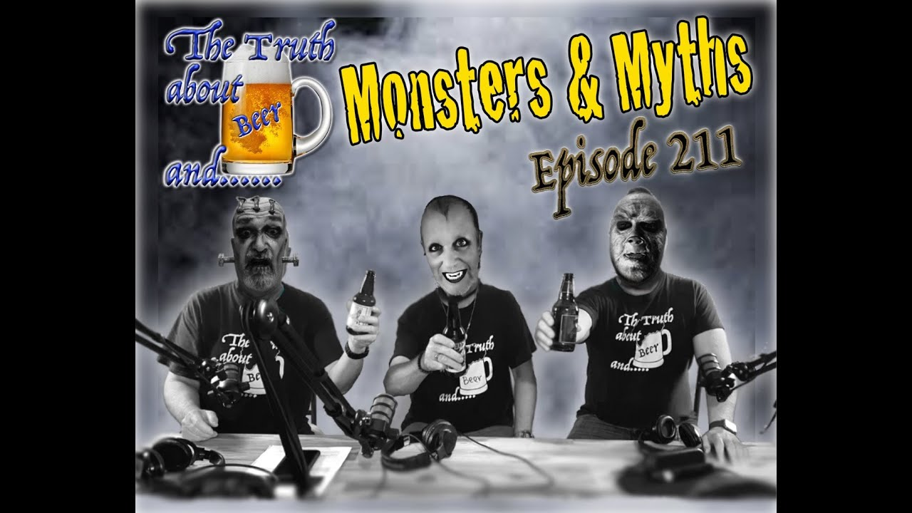 TTABA….Monsters and Myths