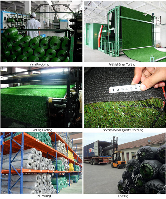 Artificial Grass Production