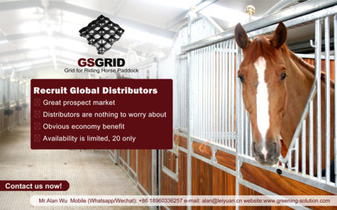 Rekrutuj Global Distributors of Horse Paddock Grids