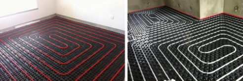 These will determined the effect of PP Underfloor heating system