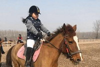 This summer take your child to learn equestrian