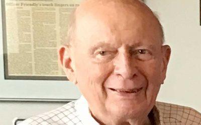 Naperville Noon Lions Recognize Bill McManus