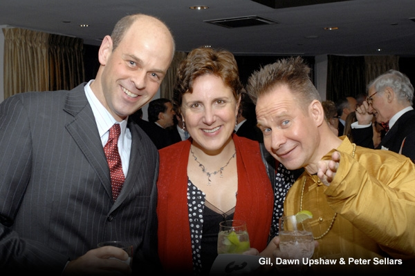 Gil, Dawn Upshaw & Peter Sellars