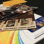 postcards and mailers