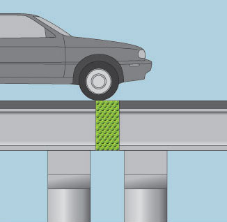 FlexBlox Solutions for Expansion Joints