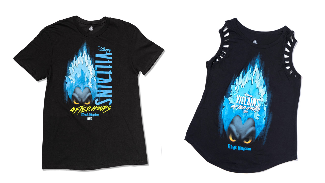 Disney Villain Event Merchandise
