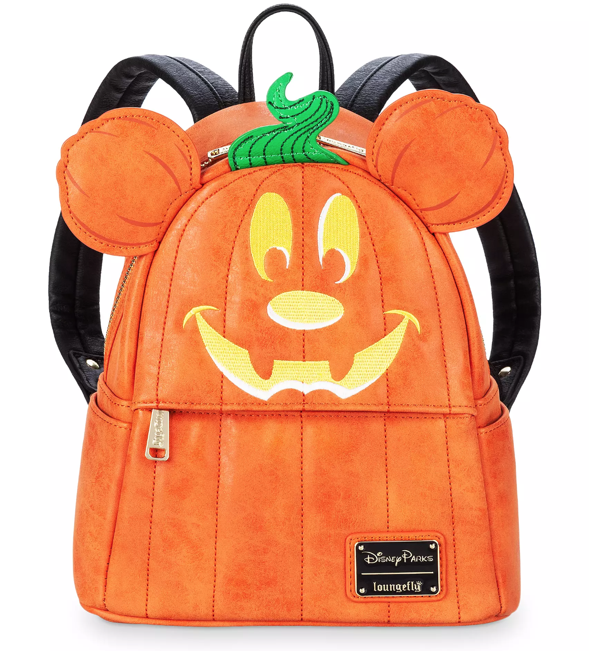 Mickey Pumpkin Loungefly Backpack