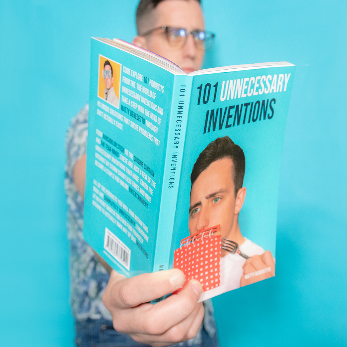 101 Unnecessary Inventions – The Book by Unnecessary Inventions
