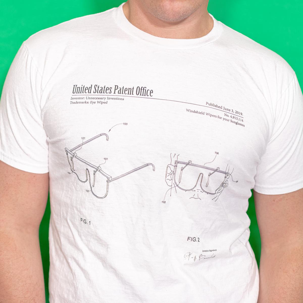 EyeWiped Shirt 1 small