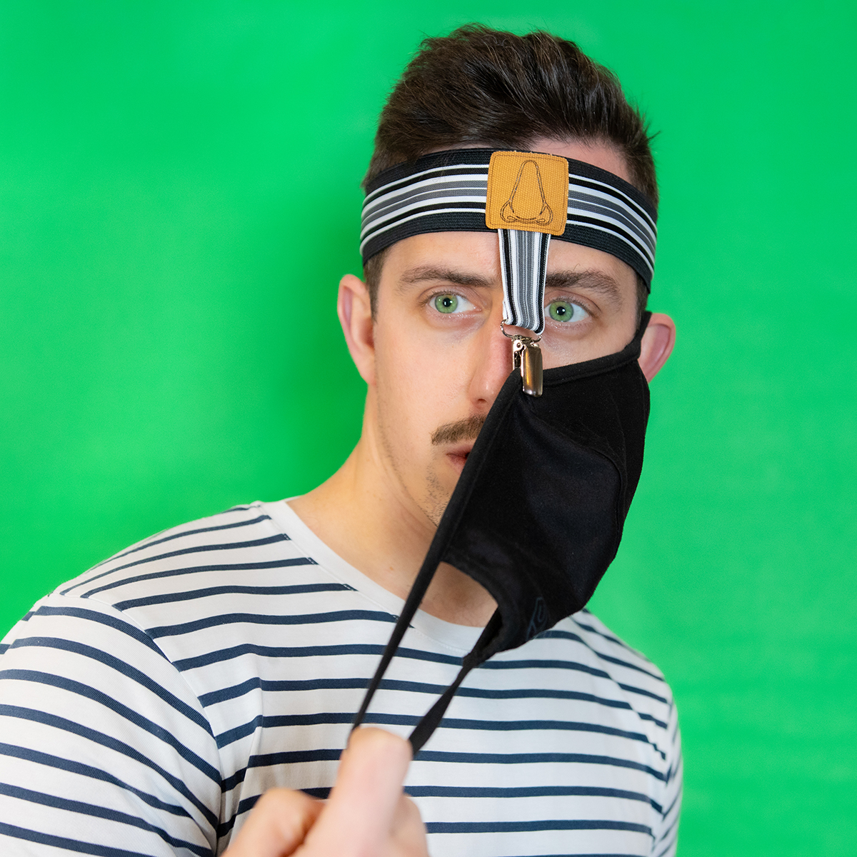 Mask-Spenders - Unnecessary Inventions