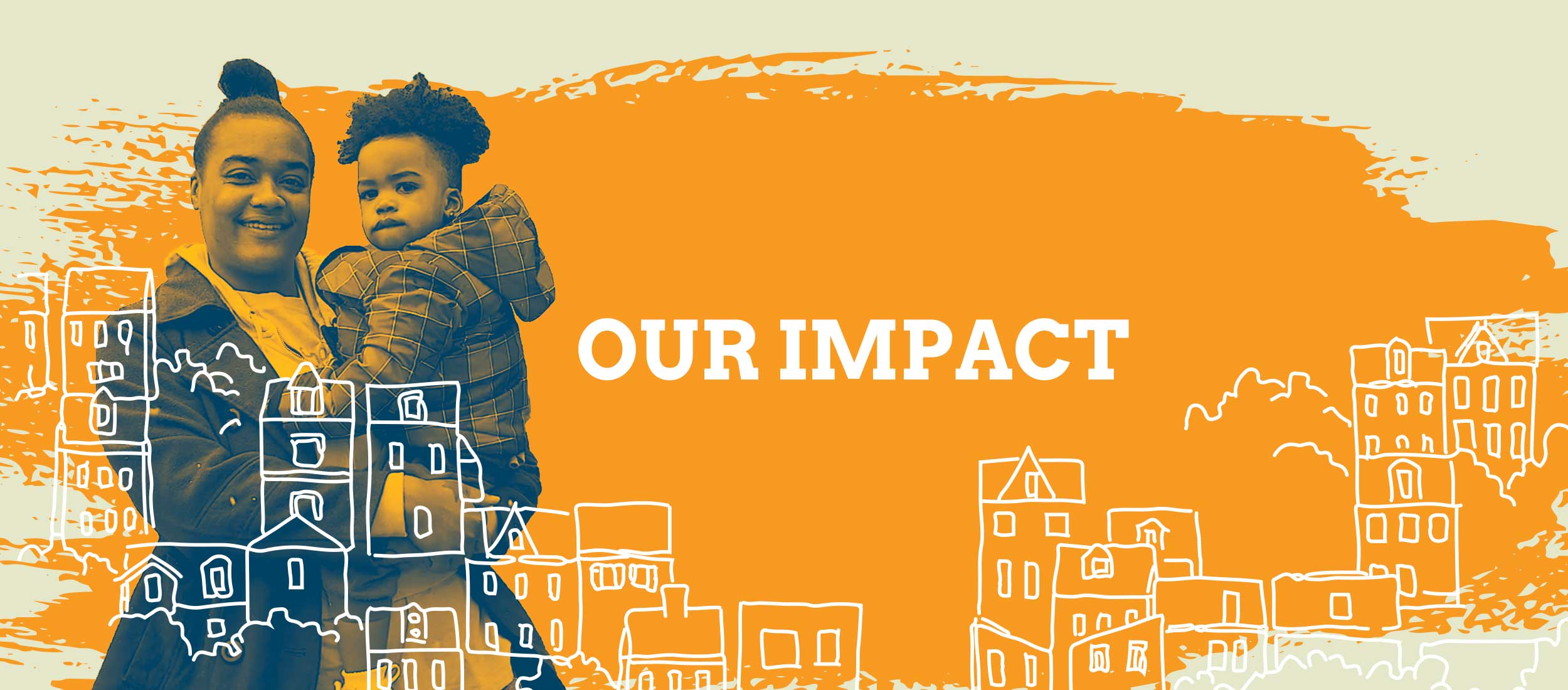 Our Impact Banner