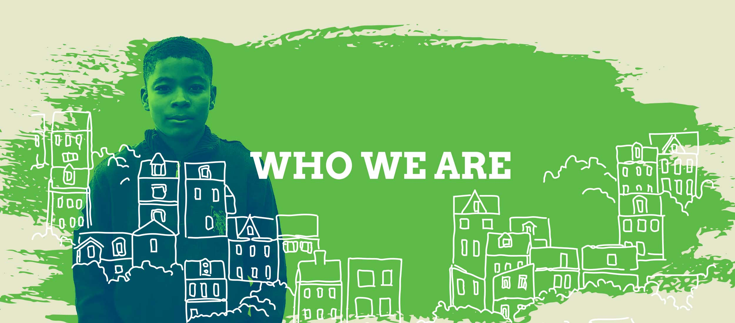 Who We Are Banner