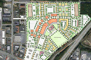 Union City LCI Master Plan