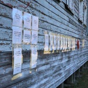 202005-haiku display at Mukai
