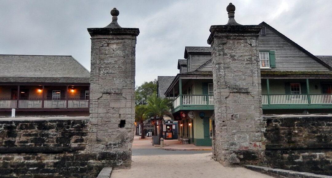Old City Gates – The Nations Oldest City EST 1565 AD