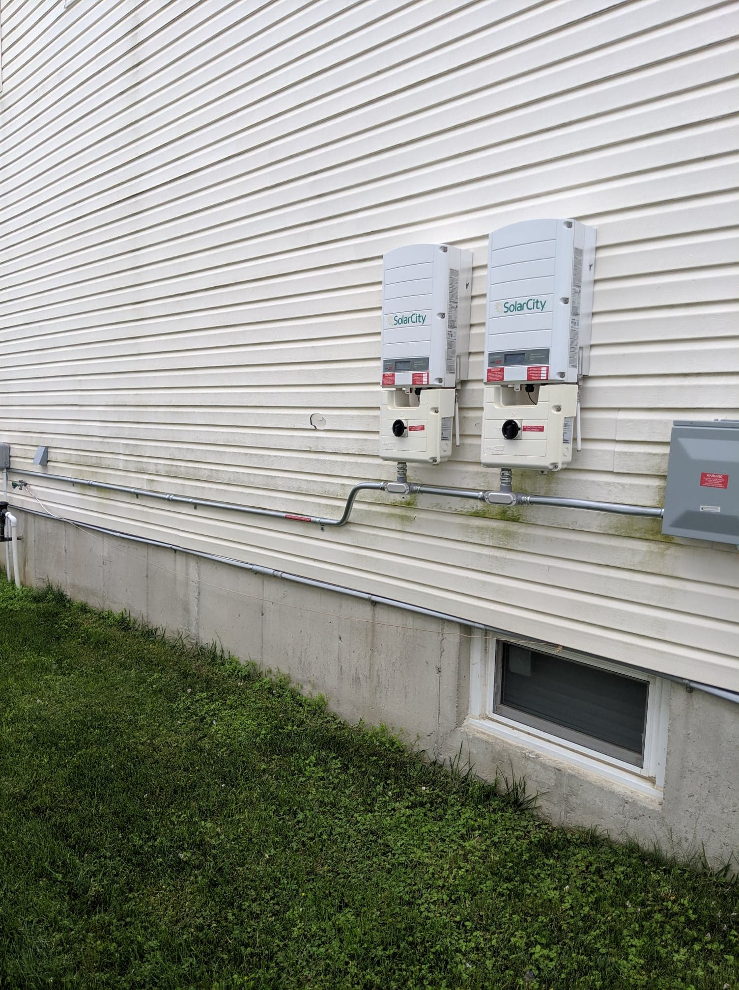 Power Washing Services Siding