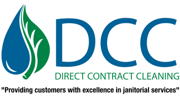 Direct Contract Cleaning Logo