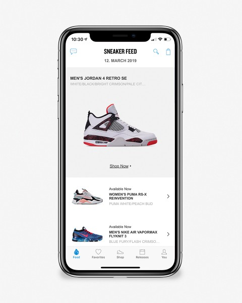 best sneakers fa579 0b78f The 5 Best Sneaker Apps to Stay on Top of Every Drop in 2019 ...