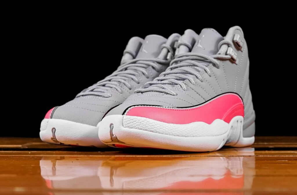 Air-Jordan-12-GS-Racer-Pink-1-1