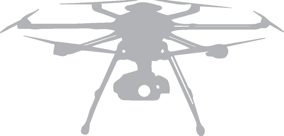 Servicios con drone