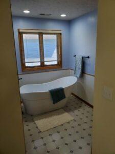 complete bathroom remodel Omaha