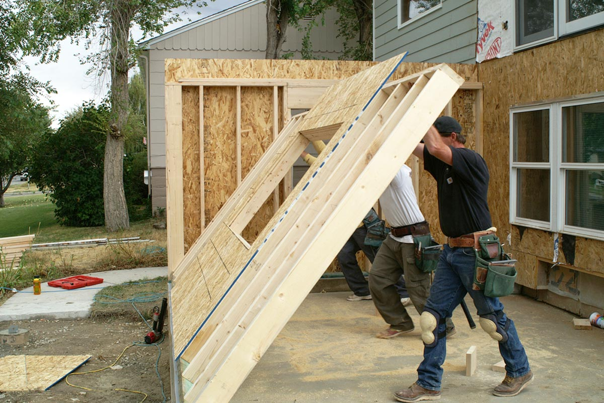 building a home addition omaha