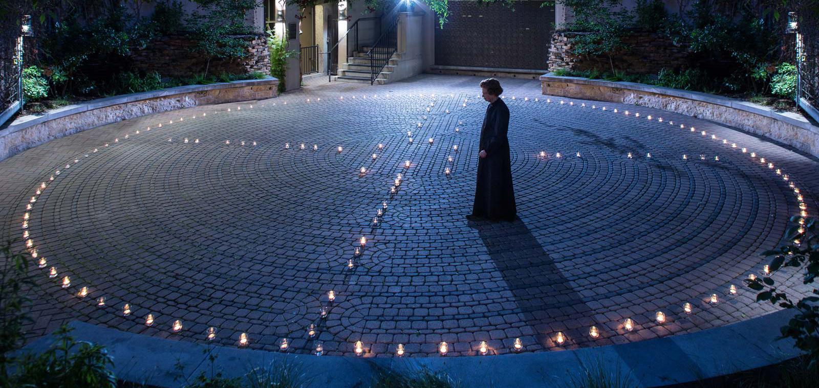 Sunday Morning Advent Labyrinth Walks