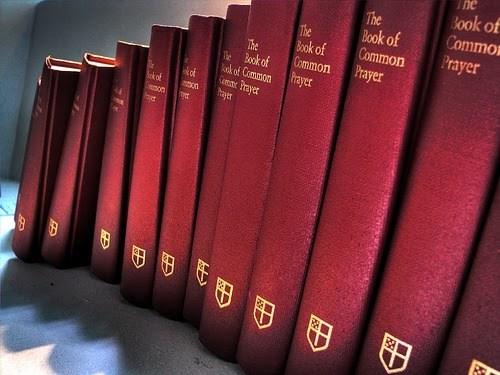 Books of Common Prayer