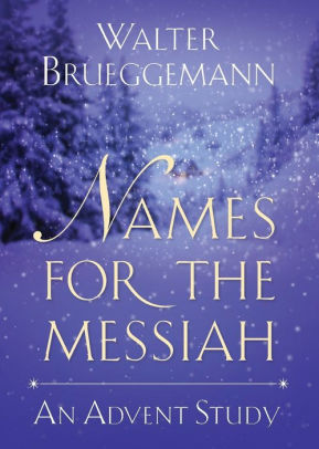 One Church, One Book: Advent 2020