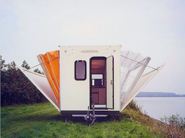 This Modern Camper Gives Us Serious #Wonderlust