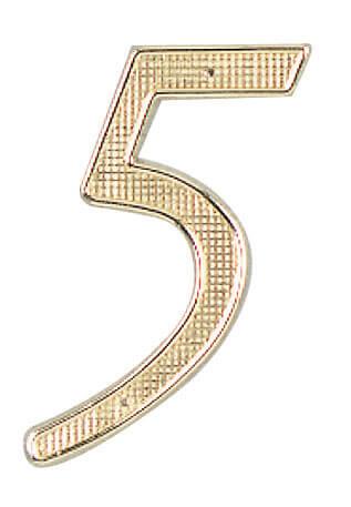 """4"""" Metal House Numbers"""