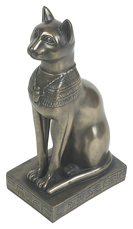 Cats in Mythology - Cat Goddesses and Goddesses with Cats in