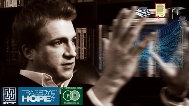 T&H on Red Ice Radio: Learning vs. Schooling  / Henrik Palmgren and Richard Grove